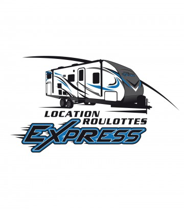 Création du log Location Roulottes Express