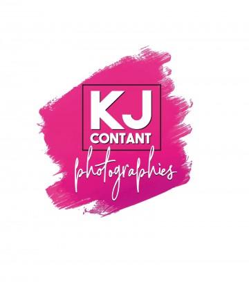 Création du logo KJ Contant